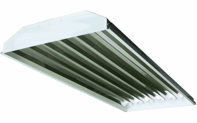 Howard Lighting Fixture Highbay Fluorescent
