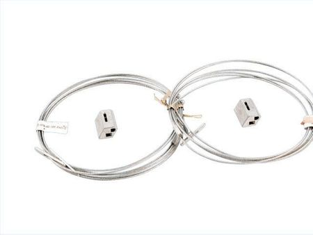 Howard Lighting HF-WCH 3 Wire cable hanging kit (2 pcs. Per kit; 5-FT LONG)