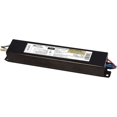 Howard Lighting EP2/110RS/MV/SC 2 Lamp F96T12HO Electronic Ballast