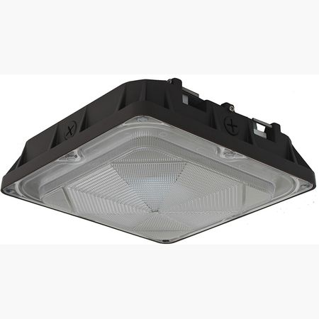 Howard Lighting LMCT95DMV - LED Canopy Fixtures: Daylight Canopy Light 5000K Multi Volt LMCT95DMV