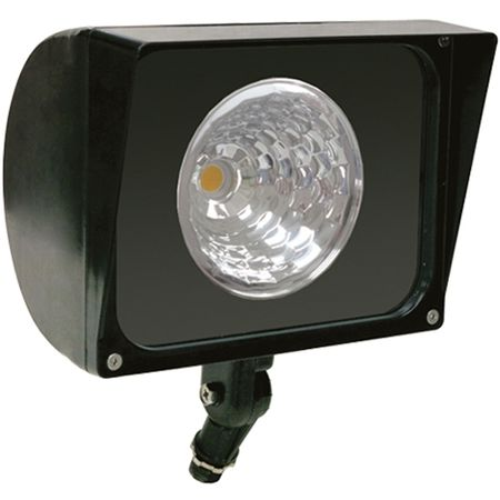 Howard Lighting SLF-40-40-MV 40 Watt LED Small Flood Fixture Black
