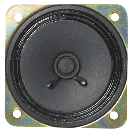 "Atlas Sound HX31-345 - 3"" Speaker with 45 Ohm Voice Coil. Magnet Weight 1.47 oz"