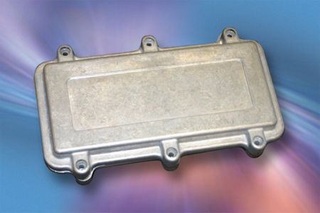Bud Industries IPS-3911 - Die Cast Aluminum Enclosure-IPS series-IP67 EMI RFI-L11 X W7 X D4