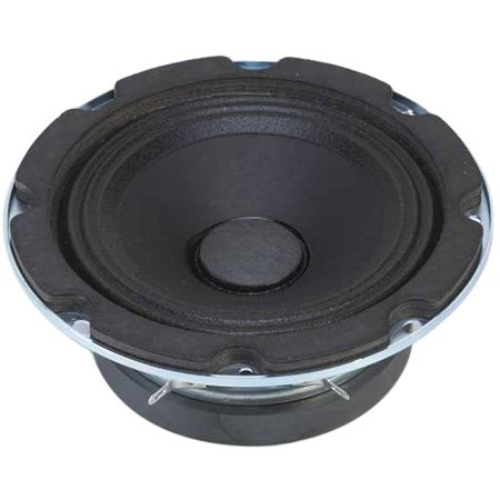 Lowell JR410-T470 Speaker-4in Cone 10oz Magnet 15W 8 ohm 4W 70V xfmr