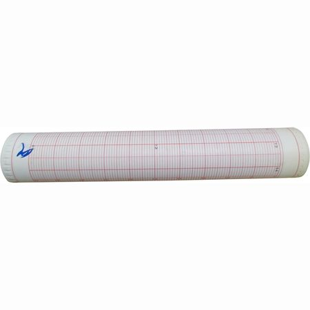 Leeds and Northrup 676749 - speedomax 250chart paper