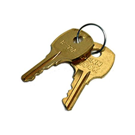 Lowell LK-FD Key-Rack Front Door No. B399A 1pr