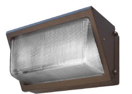 Howard Lighting LWP-5075-LED-MV - Large Wallpack LED, 5000K COLOR LED, MULTI-VOLT Electronic Driver (120-277V)