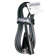 Whirlwind MIC50 - Cable - Microphone, CONNECT, XLRF to XLRM, MK type strain relief, velcro cable tie, 50'