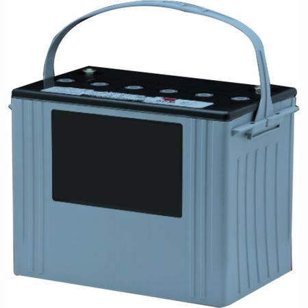 """MK Battery 8A24 HEI 1/4""""x20 Insert C - 12 Volts 79 Amp Hours/20 Hours"""