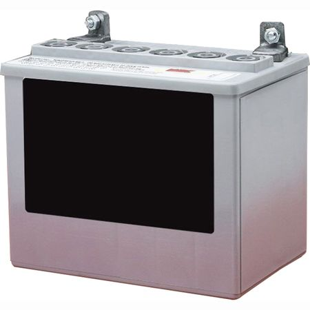 MK Battery ES20-12C FT (Cyclic) - 12 Volts, 20 Amp Hours (20 Hours) Small Sealed Battery
