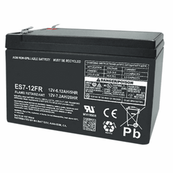 MK Small Sealed AGM, Electronic and Security Alarm Batteries