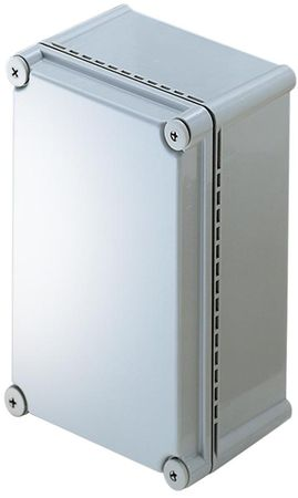Bud Industries NBD-10452 - NEMA 4X Enclosures-NBD series-UL/NEMA/IEC IP67-L15 X W11 X D7