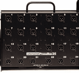 Whirlwind PB24 - Pressbox - Passive, 1-line in, 24-mic out