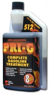 PRI-G 32-oz - Gasoline Stabilizer Treatment 512 gallons