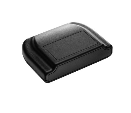 Bud Industries PT-11743 - Plastic Boxes-PT series-Plastibox Style I Textured body with textured top-L4 X W3 X D1