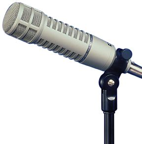 Electro-Voice - Free Ground Shipping - RE20 - Wired Broadcast & Studio Production Microphone.