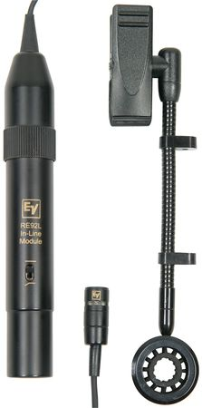 Electro-Voice - Free Ground Shipping - RE920TX WIRED Music Performance Mic
