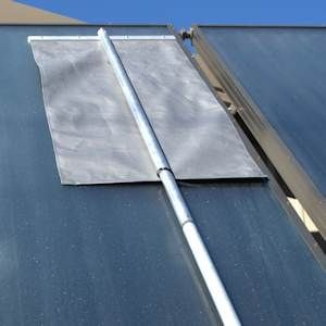 Roof Razor Solar Sweeper Premium Apollo Roof Rake