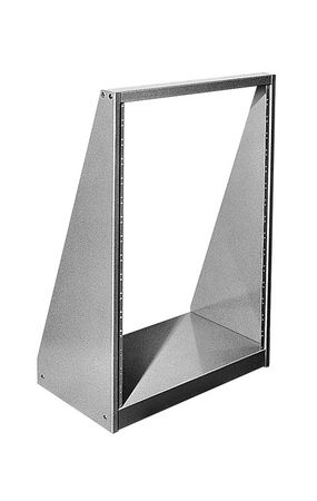 Bud Industries RR-1249-MG - Rack Equipment-RR series-Table Top Rack-L31 X W20 X D12