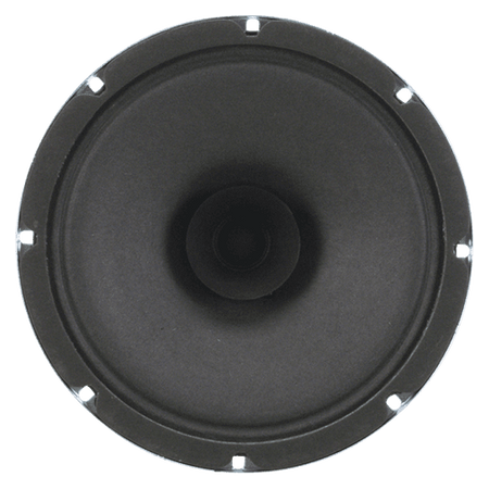 "Atlas Sound SD72 - 8"" Dual Cone Loudspeaker with 25V/70.7-5W Transformer"