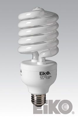 Eiko SP42/27K 42W 120V 2700K Spiral Shaped - Cfli
