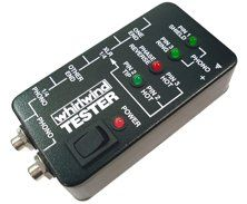 Whirlwind TESTER - Tester - audio cable tester, hands free