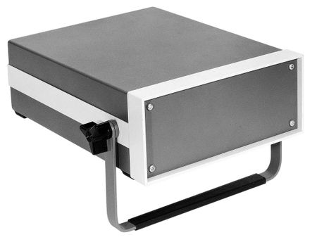 Bud Industries TR-6103 - Small Metal Electronics Enclosures-TR series-Small Cabinet-L8 X W12 X D19