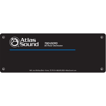 Atlas Sound TSD-DCPD - DC Power Distribution
