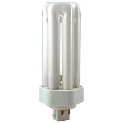Eiko TT26/27 26W Triple-Tube 2700K GX24q-3 Base Fluorescent - Cf Lamps