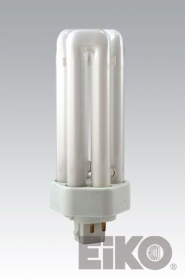 Eiko TT26/30 26W Triple-Tube 3000K GX24q-3 Base Fluorescent - Cf Lamps