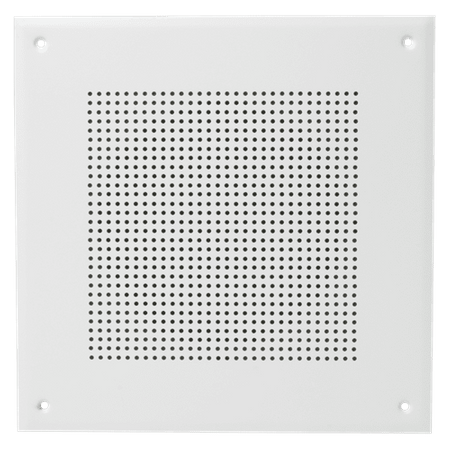 "Atlas Sound UHT25C-U161-8 - 8"" Loudspeaker for Fire Protective Signaling with 25V-5W Transformer and U161-8 Baffle"