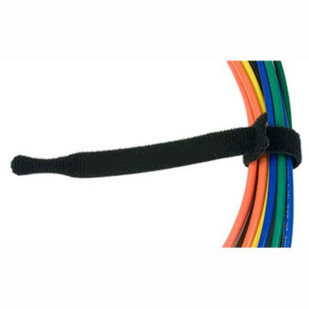 Lowell VCW-12 Velcro Cable Wraps 12 per bag