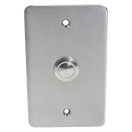 Atlas Sound VPB-1A - Vandal Proof Plate Mounted Call Switch