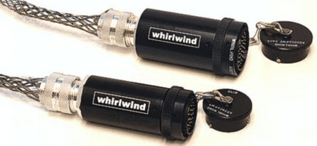 Whirlwind W2CF - Connector - Mult - W2, 61 pin W2 female chassis