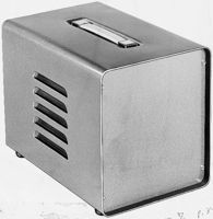 Bud Industries WA-1543 - Small Metal Electronics Enclosures-WA series-Portacabs-L11 X W11 X D18