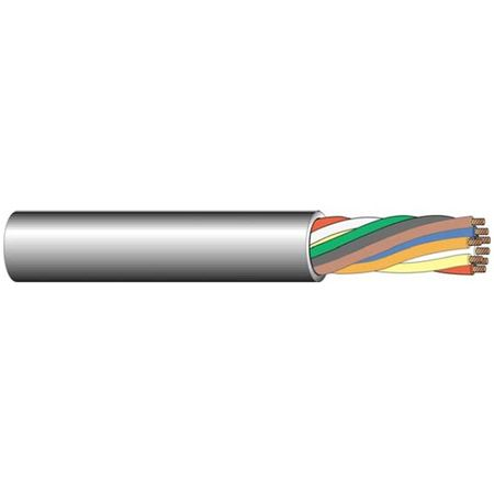 West Penn Wire 280GY1000 - 5 Cond 18 (7X26) Bare Cmr