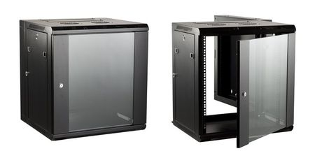 Bud Industries WM-5604 - Electronics Cabinets-SH series-Wall Mount Cabinet Emperor Series-L37 X W24 X D16