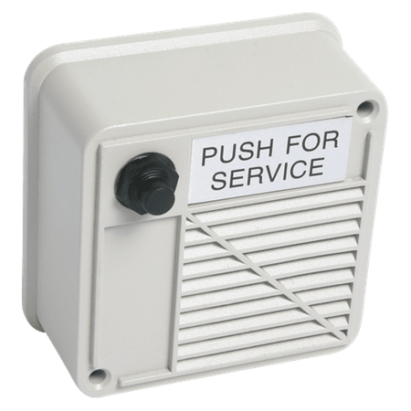 Atlas Sound WPVT-4SN - Outdoor Surface Mount Intercom Stations with Compression Driver and Call Switch 15W 25V