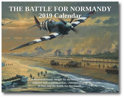 2019 Aviation Art Calendar