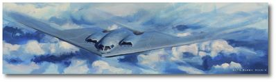 Death 31 by Darby Perrin (B-2 Spirit)