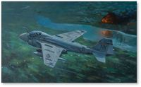 Devil 505 by Bryan David Snuffer (A-6 Intruder)