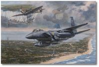 First From the Eyries by Ronald Wong (F-15)