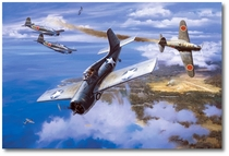 First Marine Ace by Roy Grinnell