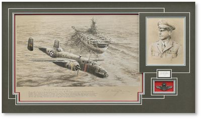 General 'Jimmy' Doolittle - Icons of Flight by Robert Taylor