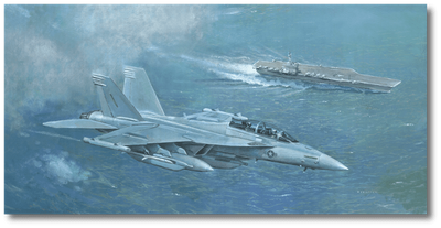Growler by Bryan David Snuffer (EA-18G)