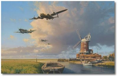 Home Again England by Robert Taylor (Lancaster)