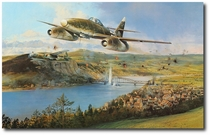 The Bridge at Remagen by Robert Taylor