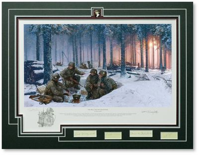 The Hell That Was Bastogne by Simon Smith