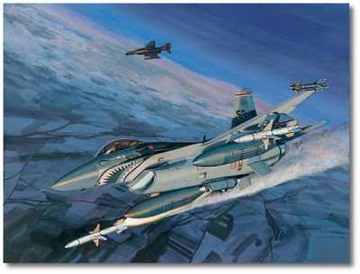 Wild Weasel by K. Price Randel