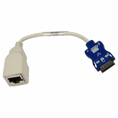 3Com 10-100 PCMCIA 89550 Dongle Cable 07-0437-000 10/100 Ethernet Dangle